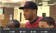 http://bleacherreport.com/articles/1865568-carmelo-anthony-gives-back-for-thanksgiving-surprises-boys-girls-club